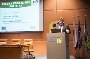 Posvet zelena kohezijska politika