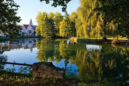 Občina Kočevje z bogato naravno, zgodovinsko in kulturno dediščino (foto: Jošt Gantar)
